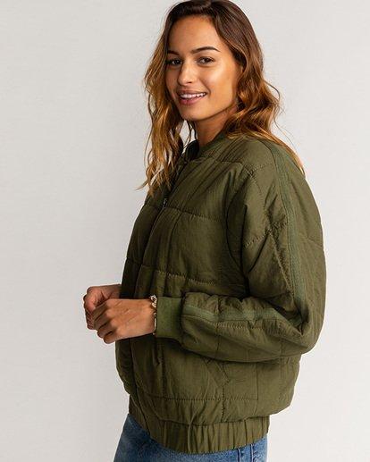 1 Storm - Jacke für Frauen Grün U3JK22BIF0 Billabong