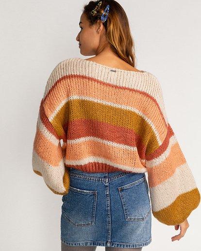 2 Soft Wind - Pullover für Frauen Braun U3JP12BIF0 Billabong