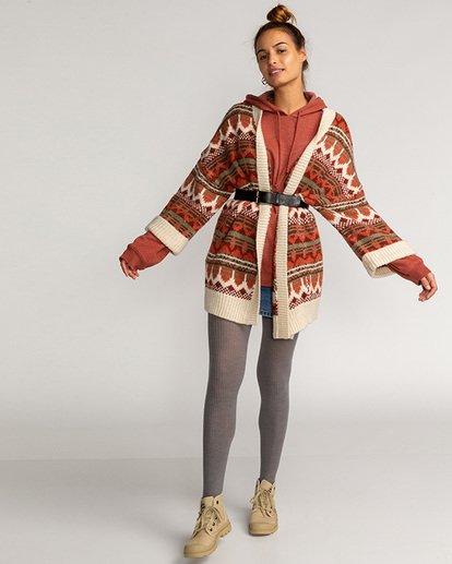 2 Wintersounds - Pullover für Frauen Grün U3JP14BIF0 Billabong