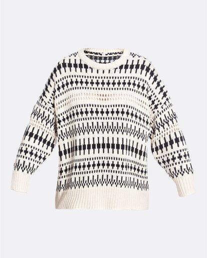 1 Hey Babe - Pullover für Frauen Weiss U3JP15BIF0 Billabong