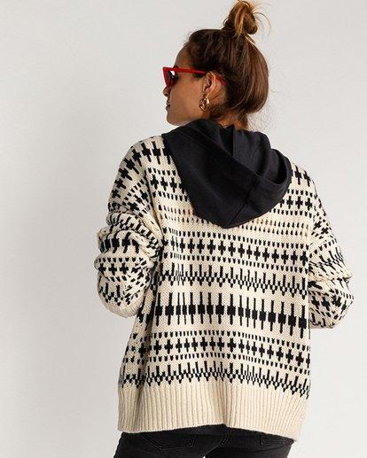 3 Hey Babe - Pullover für Frauen Weiss U3JP15BIF0 Billabong