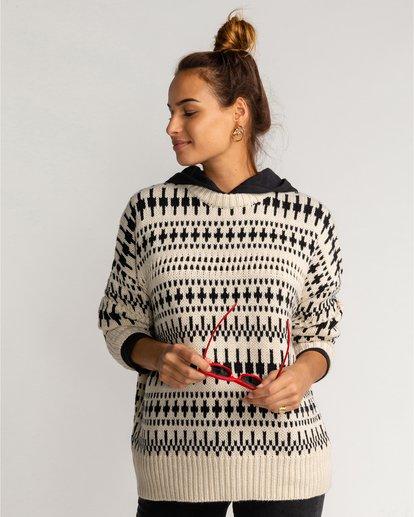 2 Hey Babe - Pullover für Frauen Weiss U3JP15BIF0 Billabong