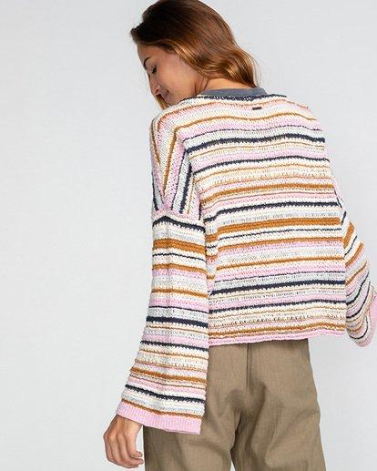 2 Cozy - Jersey para Mujer Multicolor U3JP20BIF0 Billabong