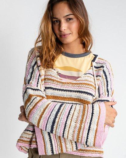 1 Cozy - Jersey para Mujer Multicolor U3JP20BIF0 Billabong