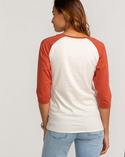 3 Eye Sea Sky - Camiseta para Mujer Marron U3LS09BIF0 Billabong