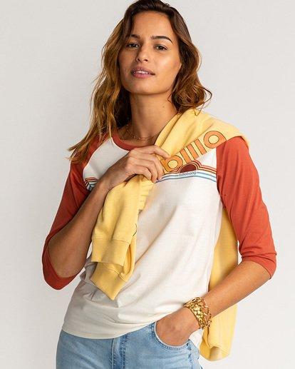1 Eye Sea Sky - Camiseta para Mujer Marron U3LS09BIF0 Billabong