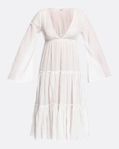 4 Salty Blonde Wander Lust  - Beach Dress for Women Beige U3OS30BIF0 Billabong