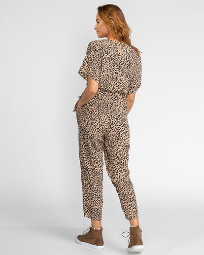 2 High Flyer - Pantalón con elástico para Mujer Multicolor U3PT08BIF0 Billabong