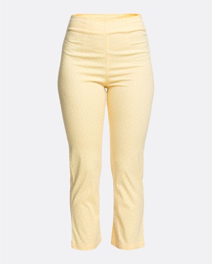 5 Salty Blonde Moonlight - Trousers for Women Yellow U3PT31BIF0 Billabong