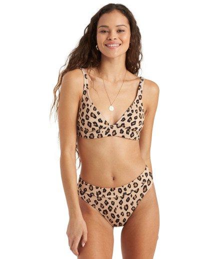 3 Wild Ways Maui - Braguita de bikini para Mujer Multicolor U3SB01BIF0 Billabong