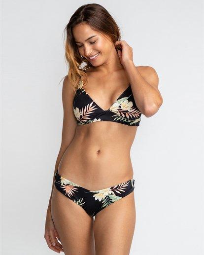 1 Night Sesh Fiji - Reversible Bikini Bottoms Negro U3SB05BIF0 Billabong