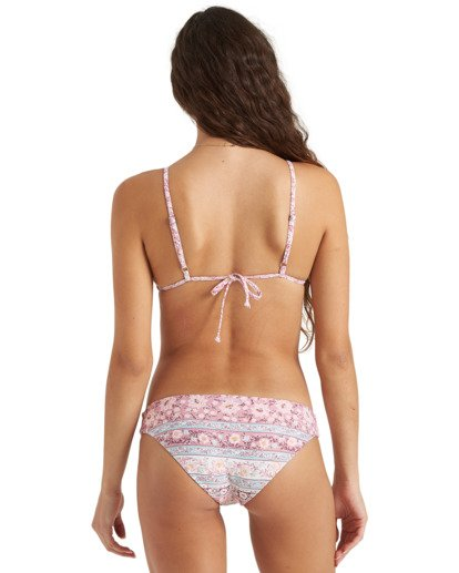 4 Orchid Haze Tanga - Braguita de bikini para Mujer Multicolor U3SB17BIF0 Billabong