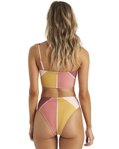 7 In The Rays Rise - Braguita de bikini para Mujer Multicolor U3SB40BIMU Billabong