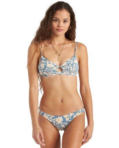 7 Wave Gypsy Lowrider - Braguita de bikini para Mujer Azul U3SB43BIMU Billabong