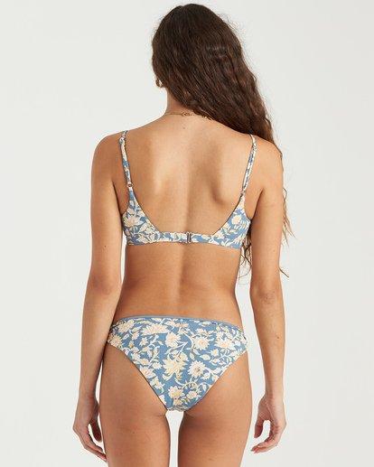 3 Wave Gypsy Lowrider - Braguita de bikini para Mujer Azul U3SB43BIMU Billabong