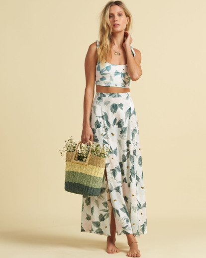 1 Salty Blonde Peachy Keen - Maxi Skirt for Women Multicolor U3SK30BIF0 Billabong