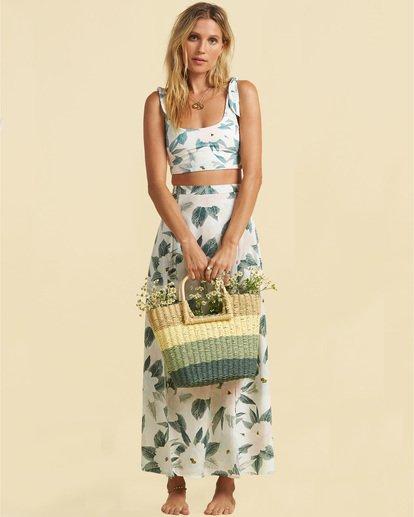 4 Salty Blonde Peachy Keen - Maxi Skirt for Women Multicolor U3SK30BIF0 Billabong