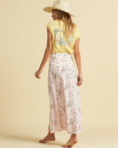 3 Salty Blonde Peachy Keen - Maxi Skirt for Women  U3SK30BIF0 Billabong