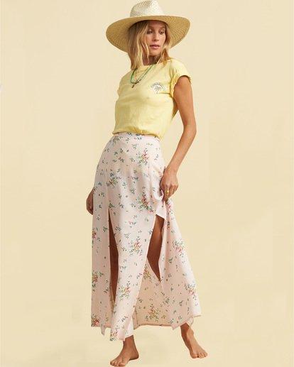 4 Salty Blonde Peachy Keen - Maxi Skirt for Women  U3SK30BIF0 Billabong