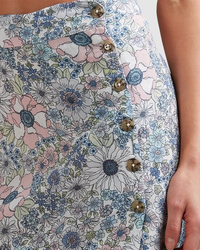 4 Dream Daze - Midi Skirt for Women Azul U3SK50BIMU Billabong