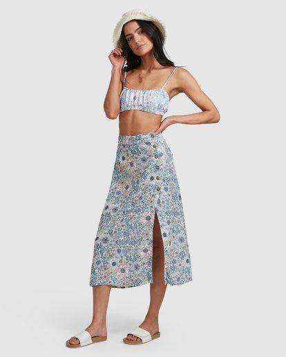 1 Dream Daze - Midi Skirt for Women Azul U3SK50BIMU Billabong