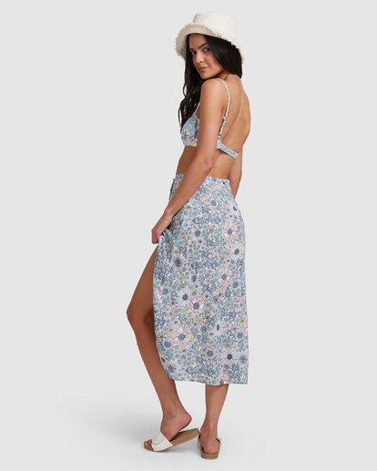 3 Dream Daze - Midi Skirt for Women Azul U3SK50BIMU Billabong