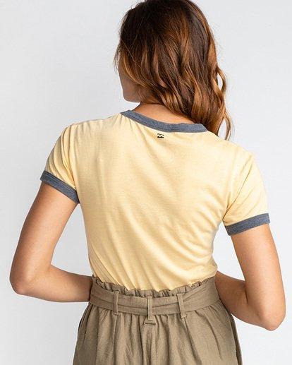 2 Sunriser - Camiseta para Mujer  U3SS07BIF0 Billabong