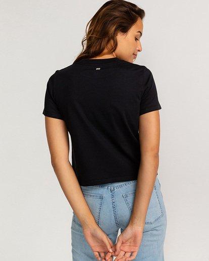 2 Another Day - Camiseta para Mujer Negro U3SS14BIF0 Billabong