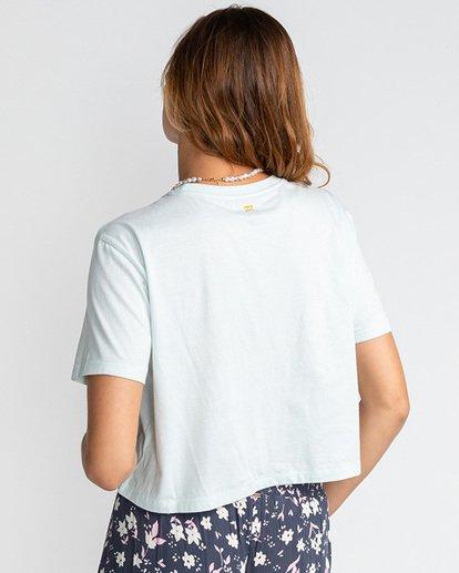 2 Stay Wavy - Camiseta para Mujer  U3SS18BIF0 Billabong