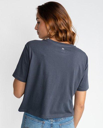 2 Follow The Sun - Camiseta para Mujer Negro U3SS19BIF0 Billabong