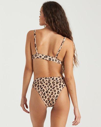 2 Wild Ways Band Tri - Haut de bikini pour Femme Multicouleurs U3ST01BIF0 Billabong