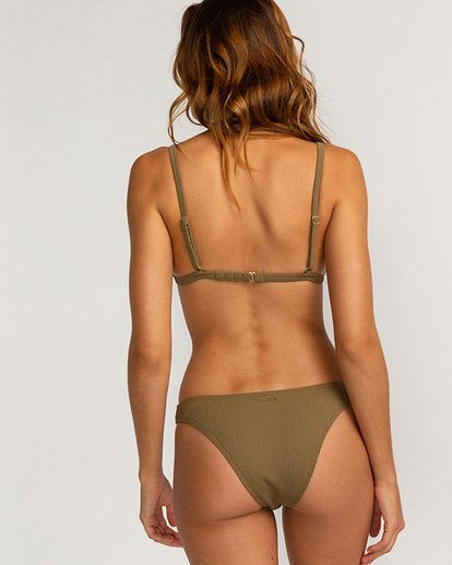 1 Sand Dunes - Tri Bikini Top for Women Grün U3ST06BIF0 Billabong