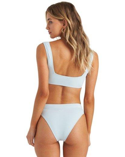 6 Sol Searcher - Top de bikini para Mujer Azul U3ST16BIF0 Billabong