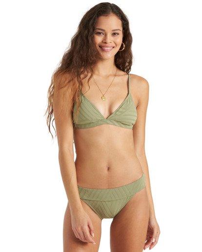 3 Peekys Days Tri - Bikinitop für Frauen  U3ST42BIMU Billabong