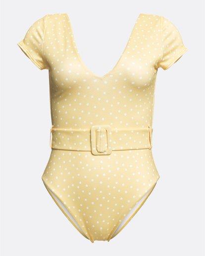 4 Salty Blonde Sundipped - Badeanzug für Frauen Gelb U3SW30BIF0 Billabong