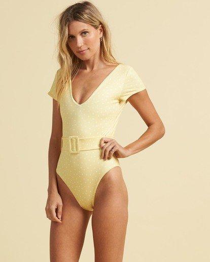1 Salty Blonde Sundipped - Badeanzug für Frauen Gelb U3SW30BIF0 Billabong