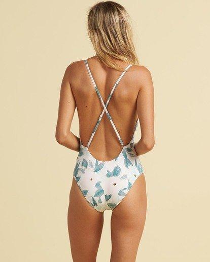 2 Salty Blonde Sandy Babe - One-Piece Swimsuit for Women Multicolor U3SW31BIF0 Billabong