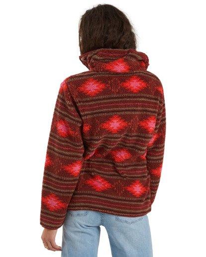 6 Adventure Division Collection Switchback - Fleece für Frauen  U3WA12BIF0 Billabong