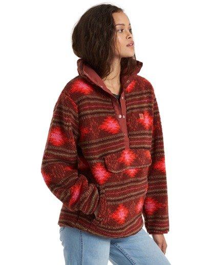 3 Adventure Division Collection Switchback - Fleece für Frauen  U3WA12BIF0 Billabong