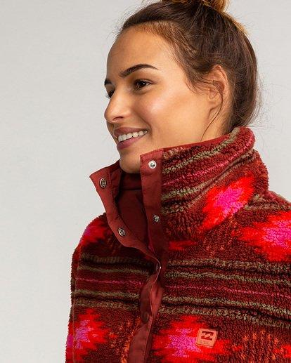 4 Adventure Division Collection Switchback - Fleece für Frauen  U3WA12BIF0 Billabong