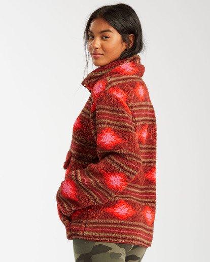 1 Adventure Division Collection Switchback - Fleece für Frauen  U3WA12BIF0 Billabong