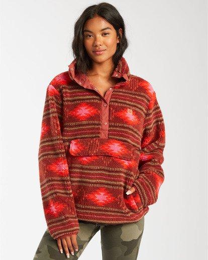 0 Adventure Division Collection Switchback - Fleece für Frauen  U3WA12BIF0 Billabong
