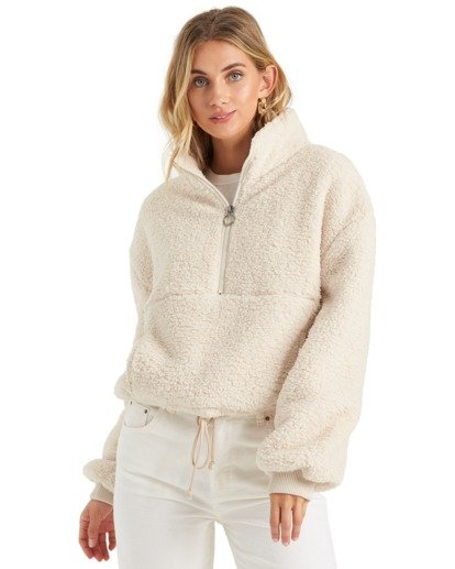3 Time Off - Polar para Mujer Blanco U3WA16BIMU Billabong