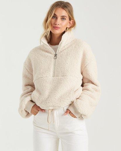 0 Time Off - Polar para Mujer Blanco U3WA16BIMU Billabong