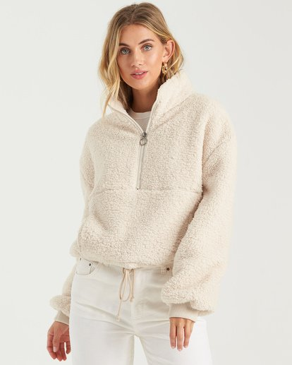 1 Time Off - Polar para Mujer Blanco U3WA16BIMU Billabong