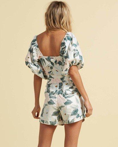 3 Salty Blonde Sun Bleached - Shorts for Women Green U3WK30BIF0 Billabong
