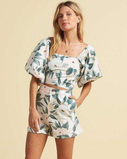 1 Salty Blonde Sun Bleached - Shorts for Women Green U3WK30BIF0 Billabong