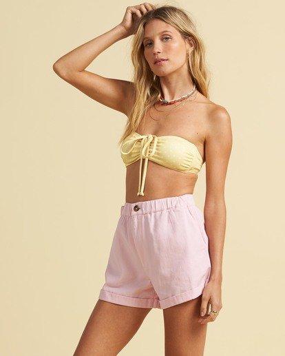 1 Salty Blonde Sun Bleached - Shorts for Women Pink U3WK30BIF0 Billabong