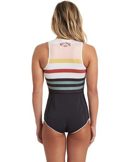 3 Surf Capsule Sol Sista Shorty - Springsuit für Frauen Mehrfarbig U41G34BIF0 Billabong