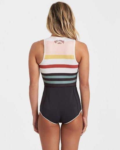1 Surf Capsule Sol Sista Shorty - Springsuit für Frauen Mehrfarbig U41G34BIF0 Billabong